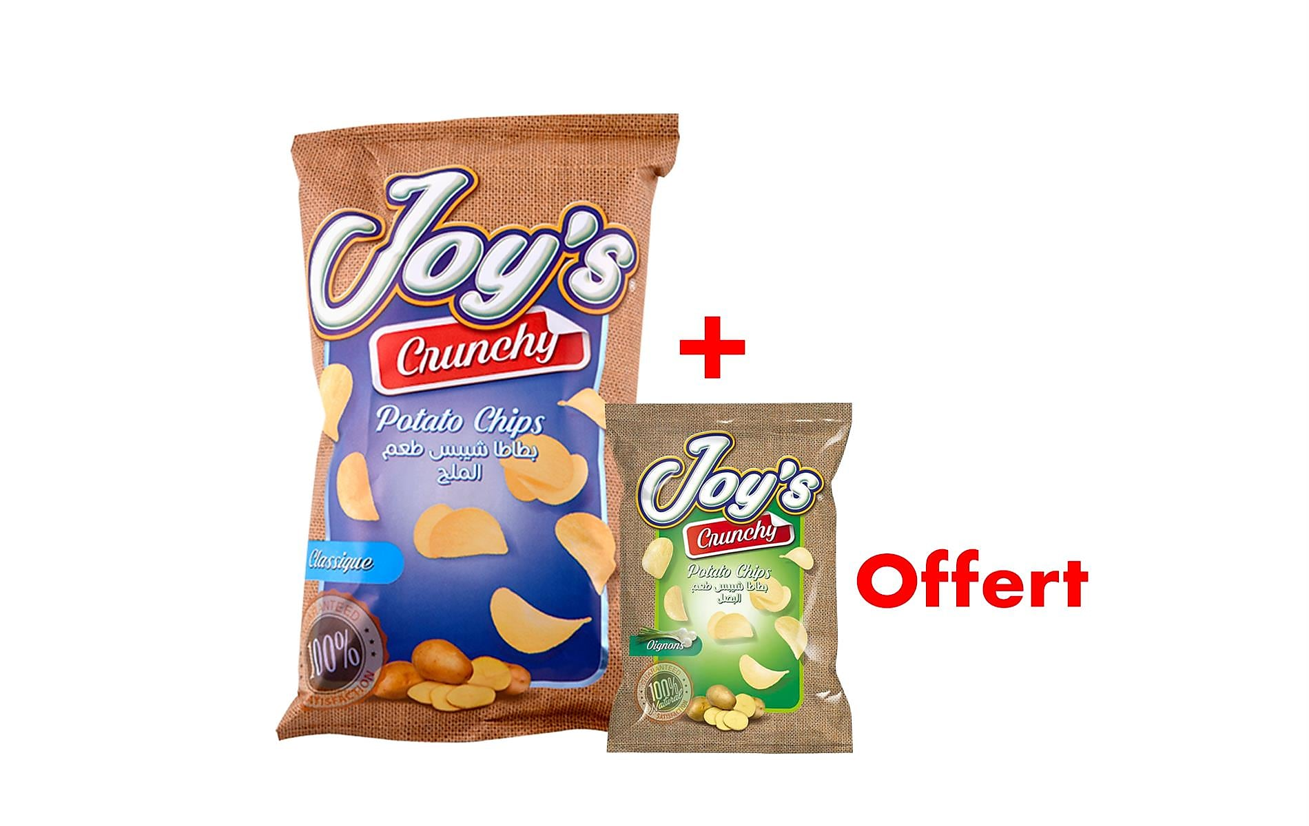 Promotion Chips Joy's