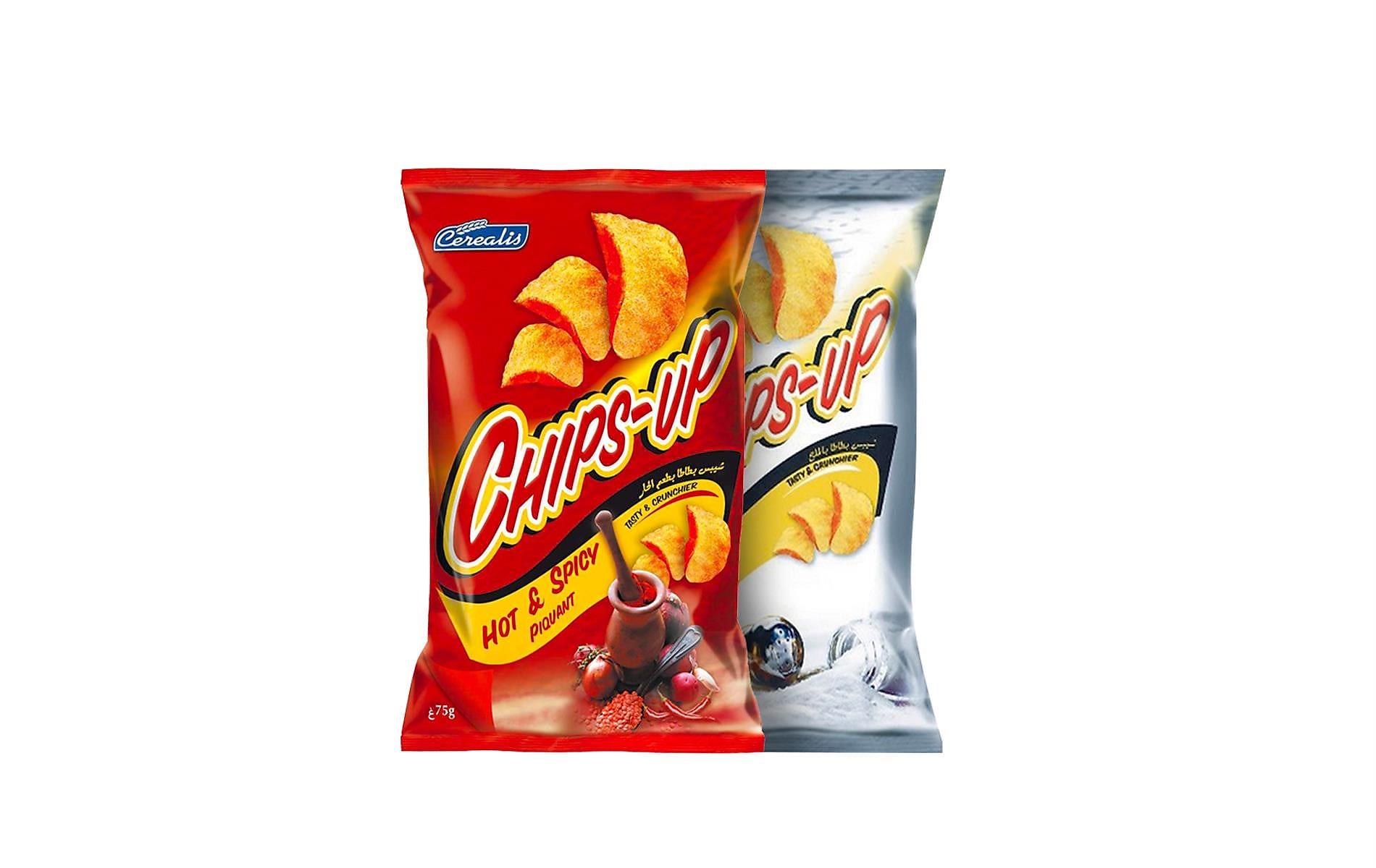 Promotion Chips-up 75gr