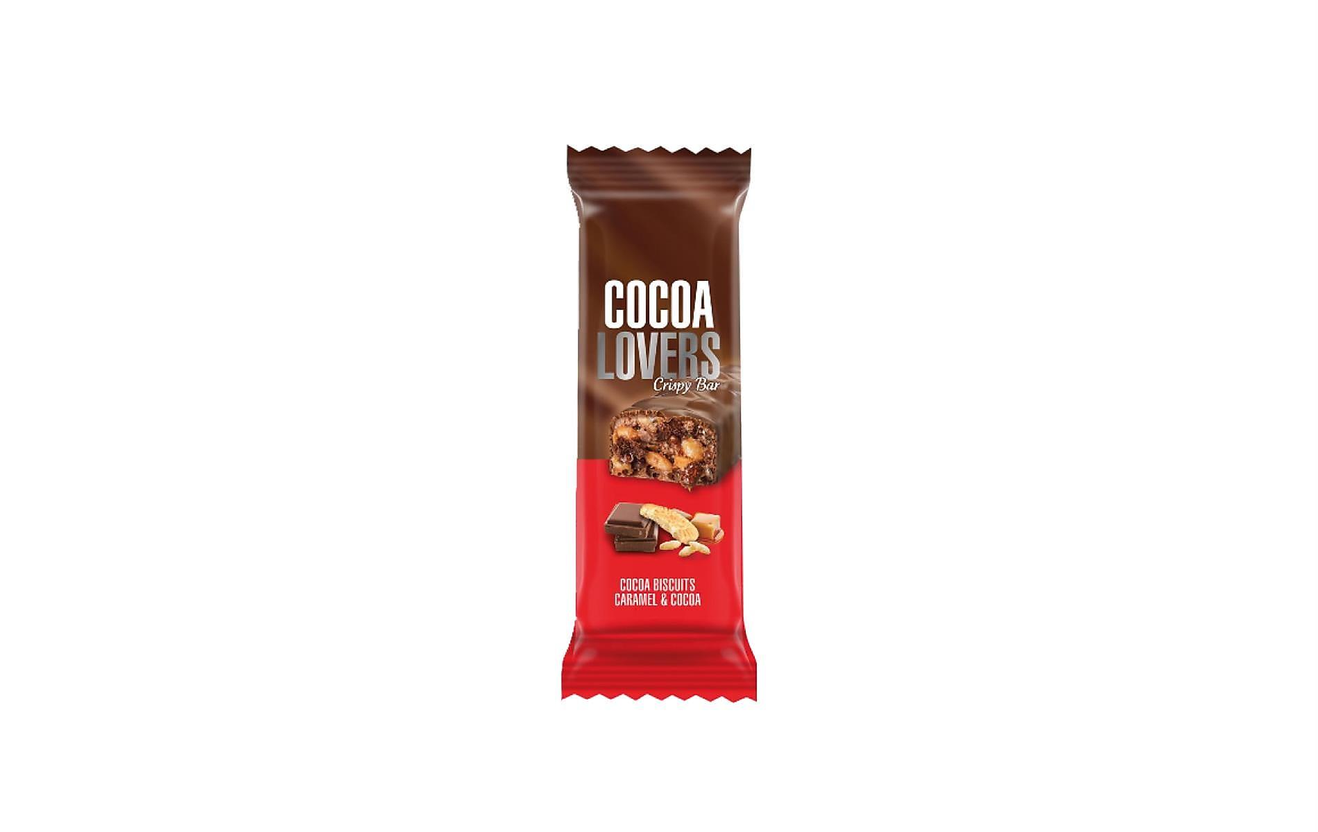 Chocolat Crispy Cocoa Lovers