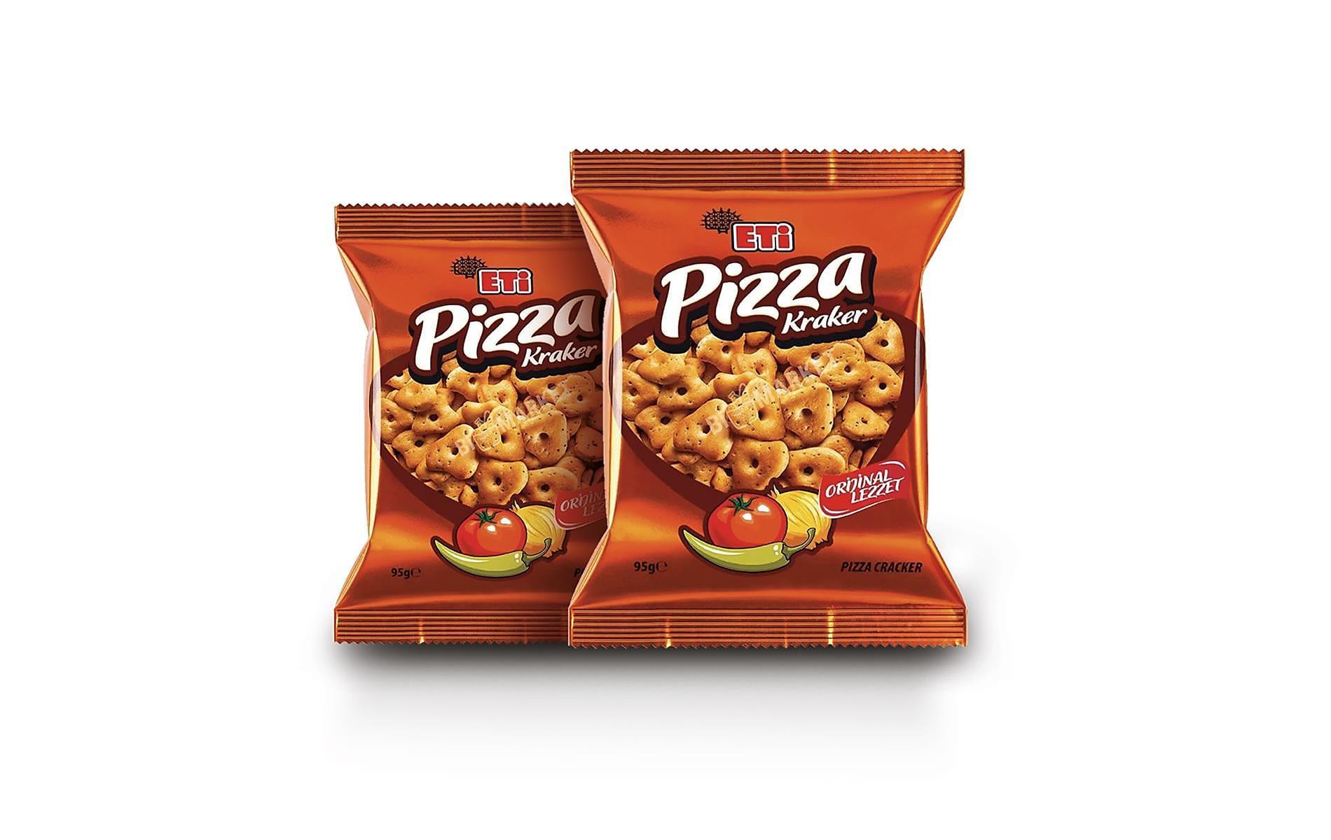 Craquez et croquez 2 fois plus avec Pizza Kraker !