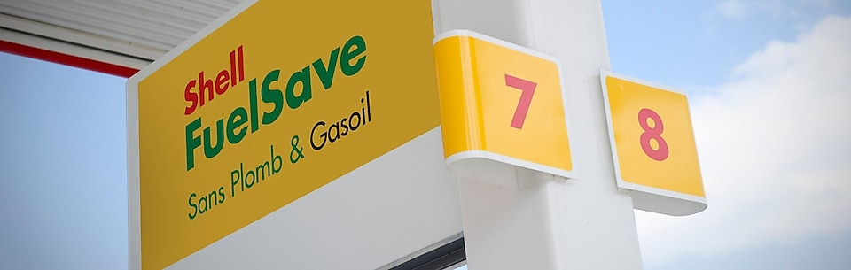 Logo Shell FuelSave