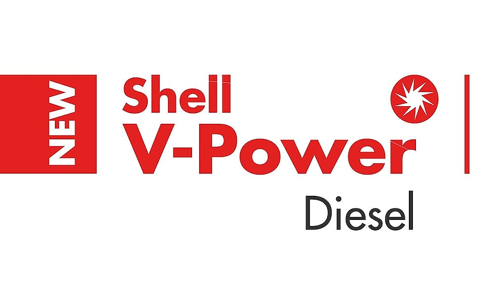 Logo Shell V-Power Diesel